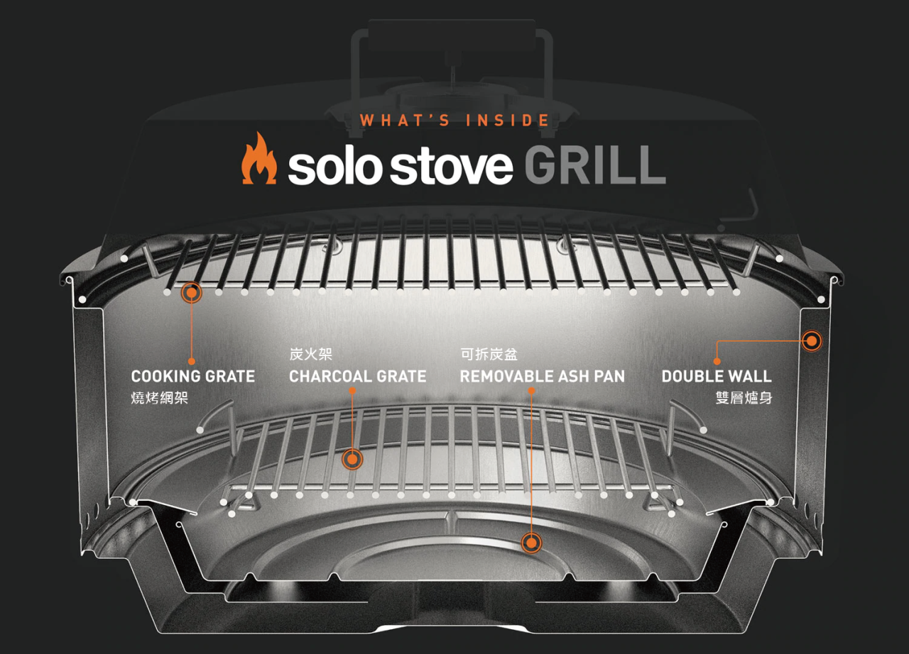 SOLO STOVE 終極燒烤組 Grill Ultimate Bundle
